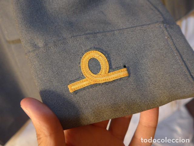 Militaria: Antiguo uniforme italiano de guerra civil o II guerra mundial. Guerrera y pantalon. - Foto 5 - 214861410