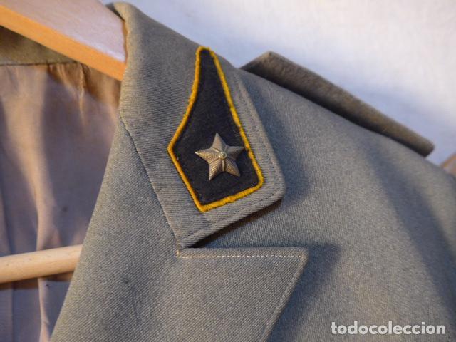Militaria: Antiguo uniforme italiano de guerra civil o II guerra mundial. Guerrera y pantalon. - Foto 11 - 214861410
