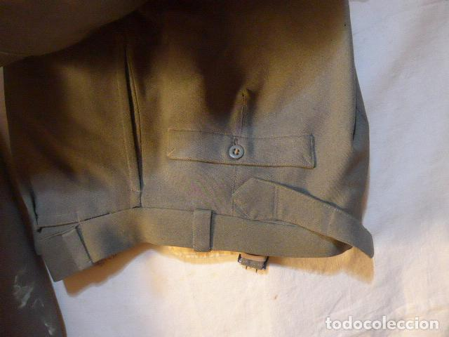 Militaria: Antiguo uniforme italiano de guerra civil o II guerra mundial. Guerrera y pantalon. - Foto 17 - 214861410