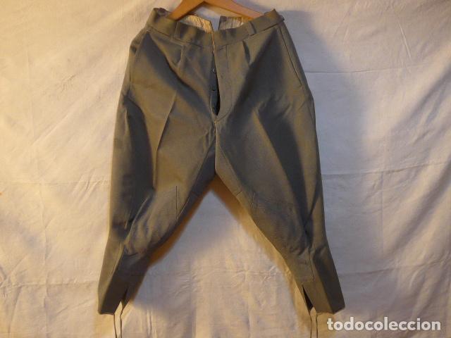 Militaria: Antiguo uniforme italiano de guerra civil o II guerra mundial. Guerrera y pantalon. - Foto 18 - 214861410