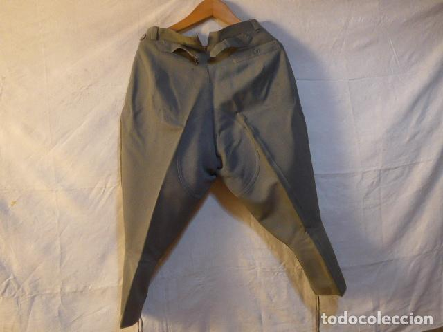 Militaria: Antiguo uniforme italiano de guerra civil o II guerra mundial. Guerrera y pantalon. - Foto 22 - 214861410