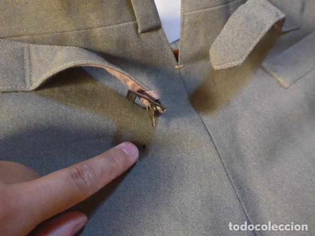 Militaria: Antiguo uniforme italiano de guerra civil o II guerra mundial. Guerrera y pantalon. - Foto 23 - 214861410