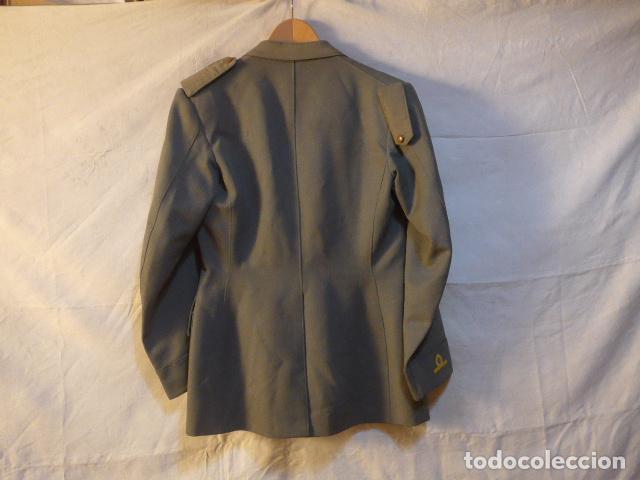 Militaria: Antiguo uniforme italiano de guerra civil o II guerra mundial. Guerrera y pantalon. - Foto 24 - 214861410
