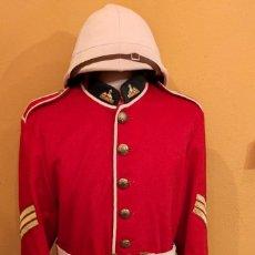 Militaria: UNIFORME BRITANICO 1880 GUERRAS ZULU. Lote 215159693