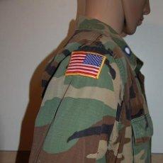Militaria: CAMISA MILITAR MIMETIZADA MARINES USA CORP/CAMISA EJERCITO AMERICANO. Lote 215389380