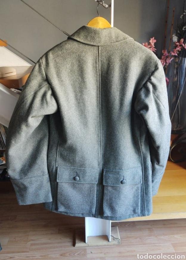 Militaria: chaqueta Sueca. Talla M-L. Año 1953. Bolsillos traseros. - Foto 3 - 215914420
