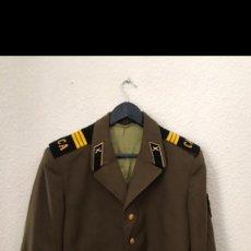 Militaria: GUERRERA SOVIETICA DE ARTILLERIA. Lote 215966055
