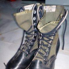 Militaria: BOTAS DE JUNGLA ORIGINALES GUERRA DE VIETNAM. Lote 217154400