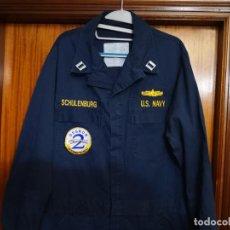 Militaria: USN. US NAVY. MONO DE UNIFORME DE OFICIAL. Lote 217175676