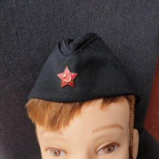 Militaria: GORRA DEL MARINE RUSO-SOVIETICO. Lote 217247101