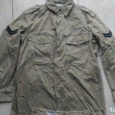 Militaria: UNIFORME MARINA REAL PAISES BAJOS AÑO 1959. Lote 218352125