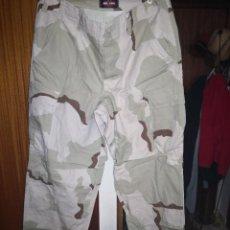 Militaria: USMC. US MARINES. PANTALON MIMETICO DESIERTO. Lote 221483320