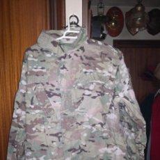 Militaria: US NAVY Y USMC. GUERRERA DE COMBATE MIMETICA.. Lote 221483546