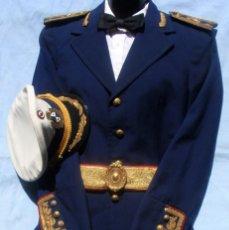 Militaria: ANTIGUO UNIFORME DE GALA GENERAL EJERCITO URUGUAYO REGLAMENTO 1950 - GUERRA SUBVERSION OBSOLETO. Lote 222182262