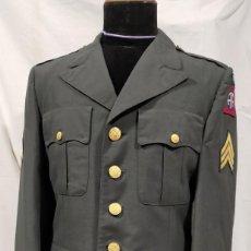 Militaria: GUERRERA SARGENTO 82 AEROTRANSPORTADA VIETNAM. Lote 223971608