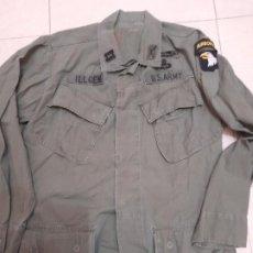 Militaria: GUERRERA DE JUNGLA VIETNAM 101° AIRBORNE ORIGINAL. Lote 225077865