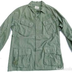 Militaria: GUERRA DE VIETNAM: CAMISA U NIFORME DE JUNGLA. Lote 225951295