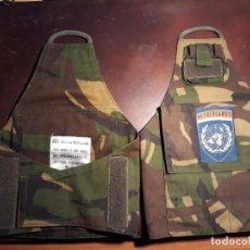 Militaria: BRAZALETE UNIDAD MILITAR PAISES BAJOS UNION EUROPEA. Lote 226116355