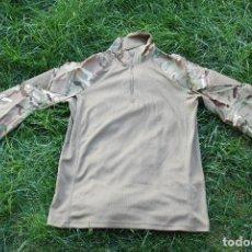 Militaria: CAMISETA TÁCTICA MULTICAM GB. Lote 226650750