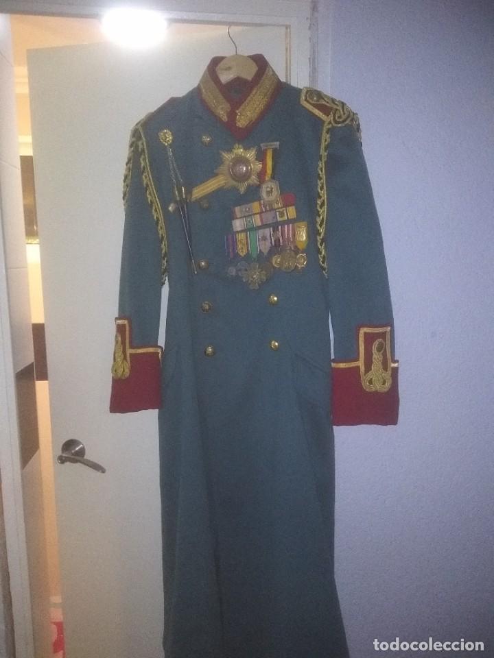 TRAJE ALEMÁN ANTIGUO ORIGINAL (Militar - Uniformes Internacionales)