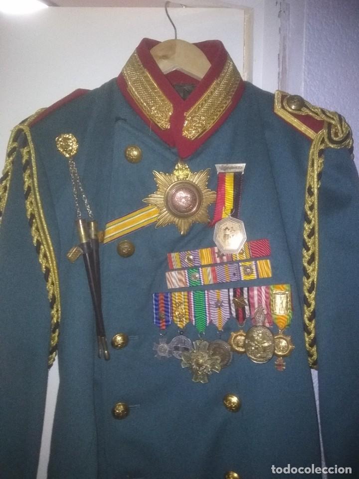 Militaria: Traje alemán antiguo original - Foto 2 - 227630760