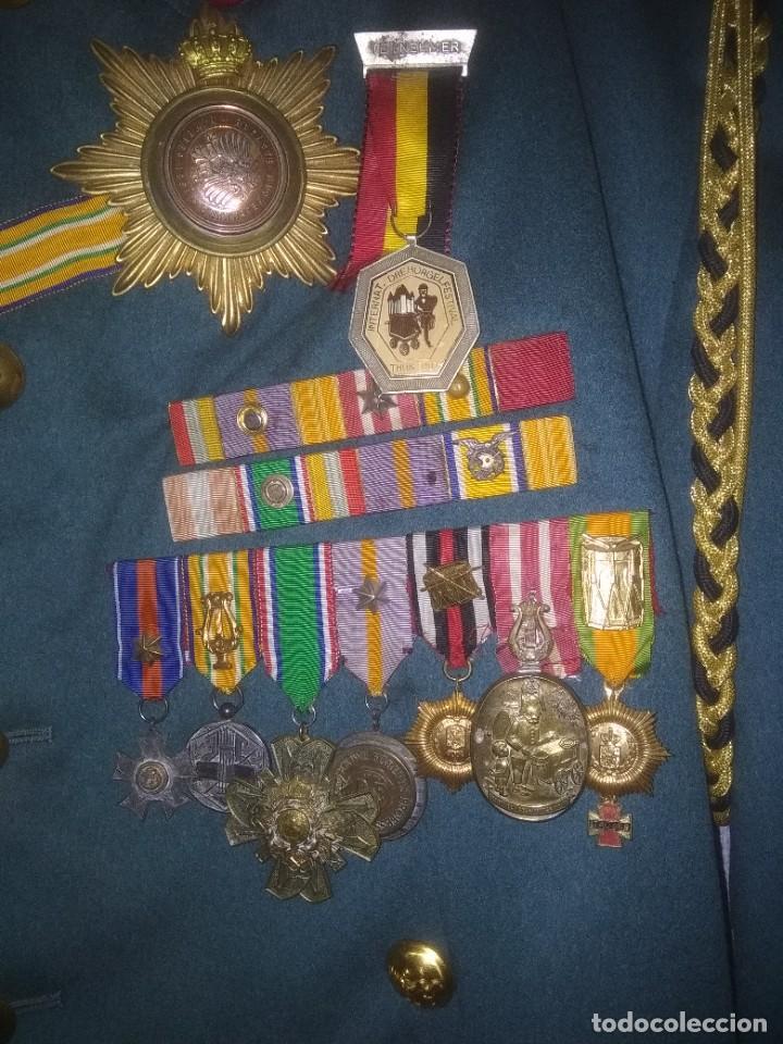 Militaria: Traje alemán antiguo original - Foto 3 - 227630760
