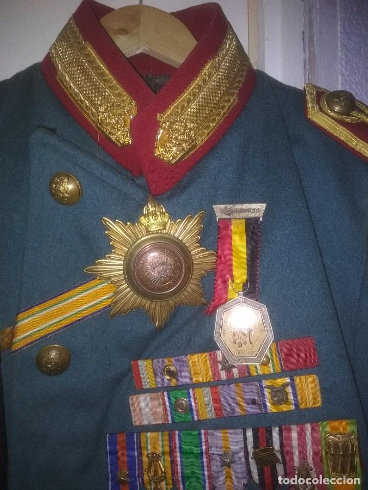 Militaria: Traje alemán antiguo original - Foto 4 - 227630760