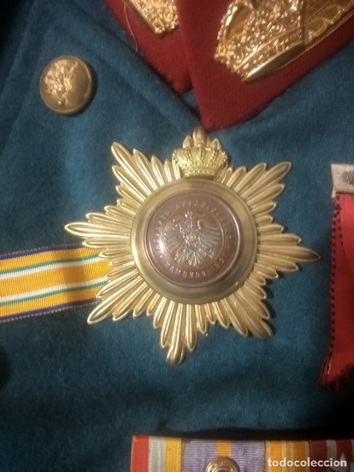Militaria: Traje alemán antiguo original - Foto 6 - 227630760