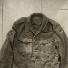 Militaria: GUERRERA EJÉRCITO ALEMÁN ANTIGUA VERDE. Lote 227804370