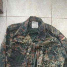 Militaria: GUERRERA CAMUFLAJE FLECKTARN EJÉRCITO ALEMAN BUNDESWEER. Lote 227805945