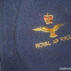 Militaria: FORRO POLAR BRITANICO DE LA ROYAL AIR FORCE. RAF. TALLA 2XL.. Lote 229014400