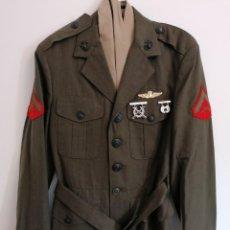 Militaria: UNIFORME COMPLETO MARINES DE LOS ESTADOS UNIDOS. Lote 234126420