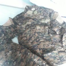 Militaria: UNIFORME MARPAT TALLA M. Lote 238175110
