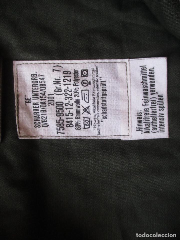 Militaria: BONITA CHAQUETA GRAN CALIDAD , DEL EJERCITO ALEMAN EN CAMUFLAJE FLECKTARN , NUEVA - Foto 3 - 244178535