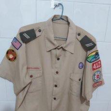 Militaria: CAMISETA BOY SCOUT. Lote 244896870