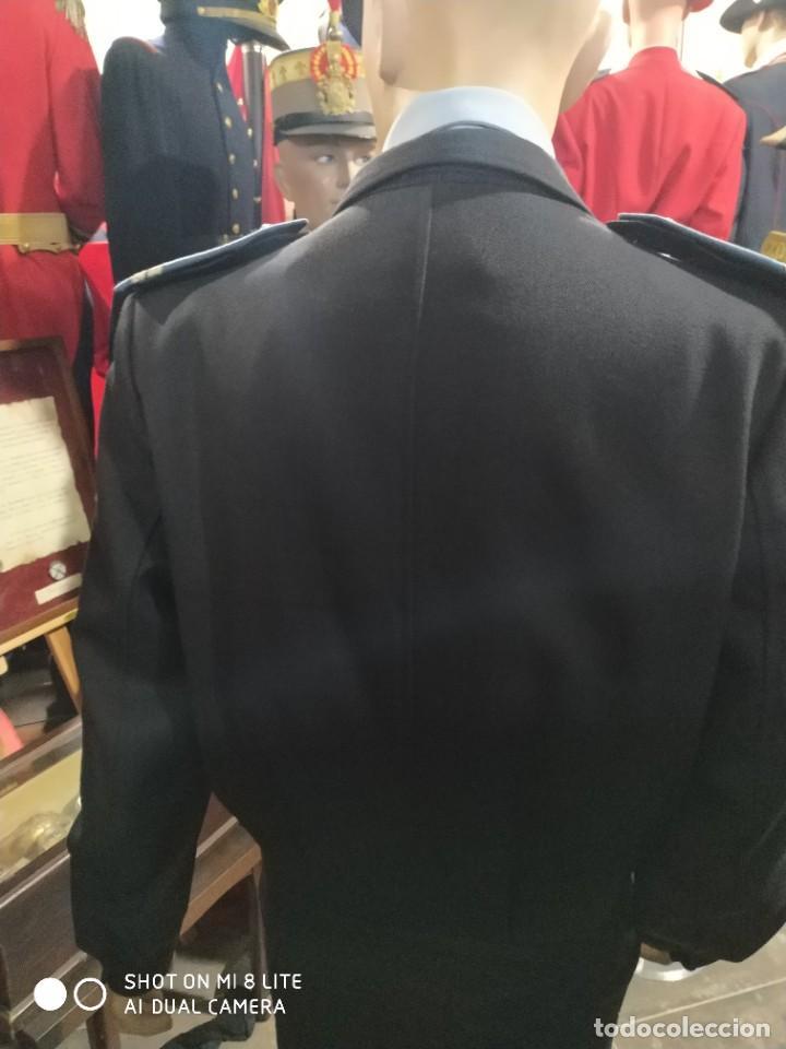 Militaria: Uniforme completo de policia CRS frances . Con insignia placa pepito gorra y hombreras Francia - Foto 5 - 247811750