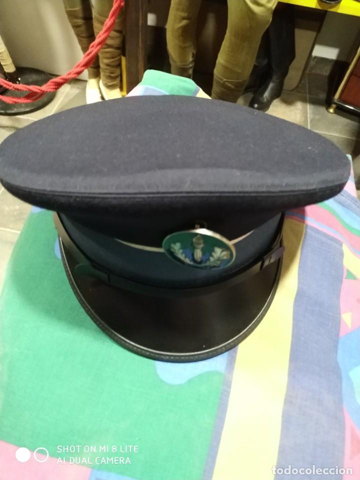Militaria: Uniforme completo de policia CRS frances . Con insignia placa pepito gorra y hombreras Francia - Foto 11 - 247811750