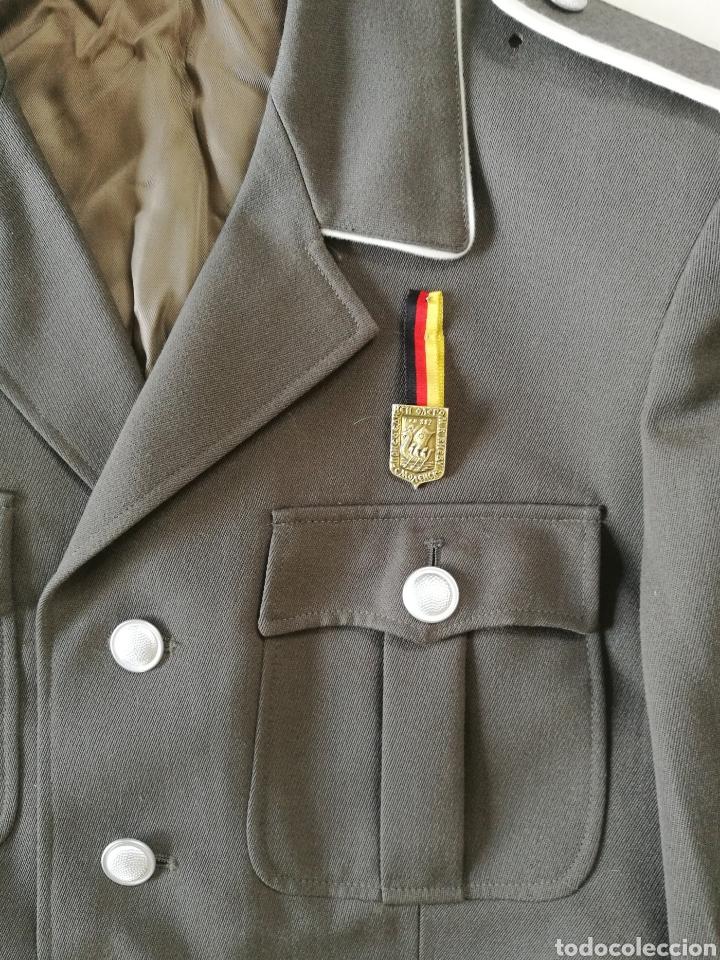 Militaria: UNIFORME ALEMAN NVA ORIGINAL RDA 1986 // RECREACIÓN HISTÓRICA SIMILAR WEHRMACHT NAZI FETISH BDSM WW2 - Foto 7 - 277535878
