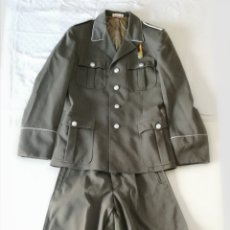 Militaria: UNIFORME ALEMAN NVA ORIGINAL RDA 1986 // RECREACIÓN HISTÓRICA SIMILAR WEHRMACHT NAZI FETISH BDSM WW2. Lote 277535878