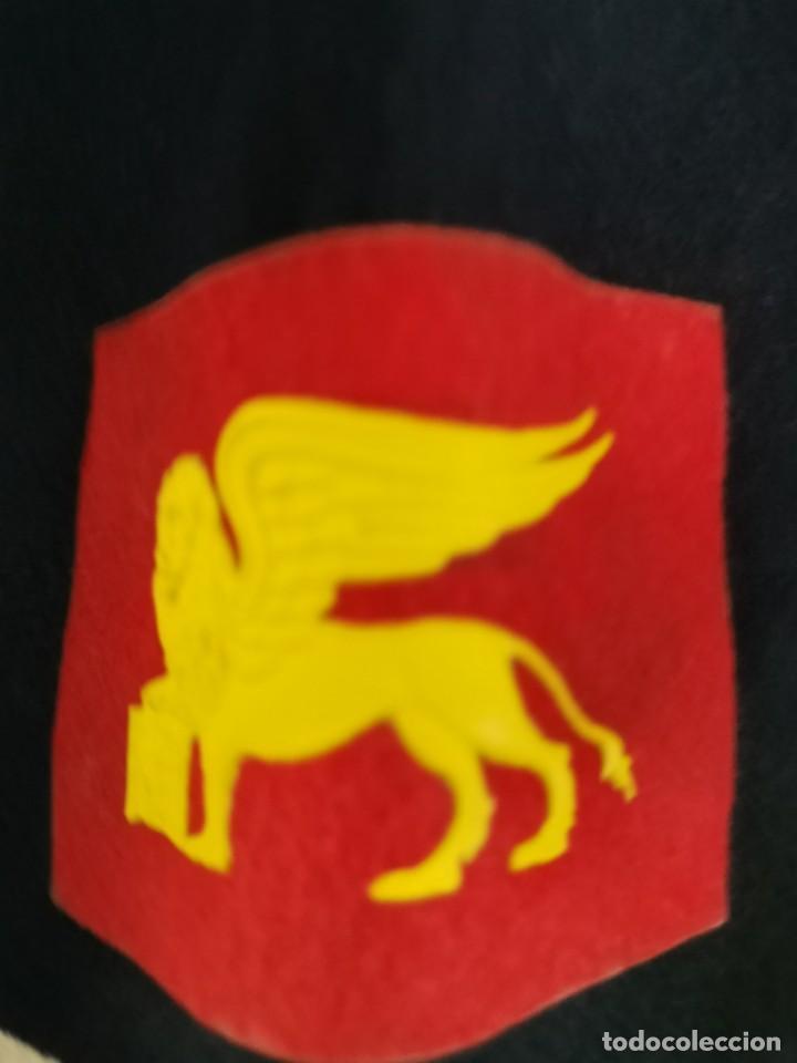 Militaria: UNIFORME DEL BATTAGLIONE SAN MARCO/INF, DE MARINA ITALIANA/UNIDAD DE ELITE(AÑOS 50) - Foto 3 - 262127840