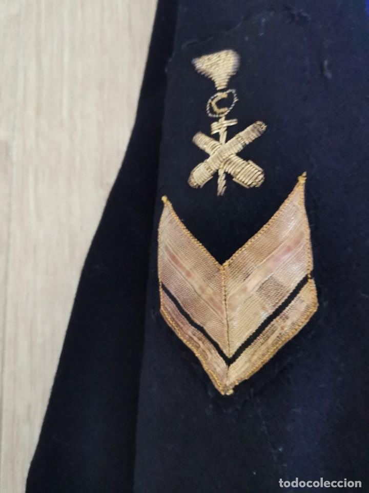Militaria: UNIFORME DEL BATTAGLIONE SAN MARCO/INF, DE MARINA ITALIANA/UNIDAD DE ELITE(AÑOS 50) - Foto 4 - 262127840