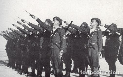 Militaria: UNIFORME DEL BATTAGLIONE SAN MARCO/INF, DE MARINA ITALIANA/UNIDAD DE ELITE(AÑOS 50) - Foto 5 - 262127840