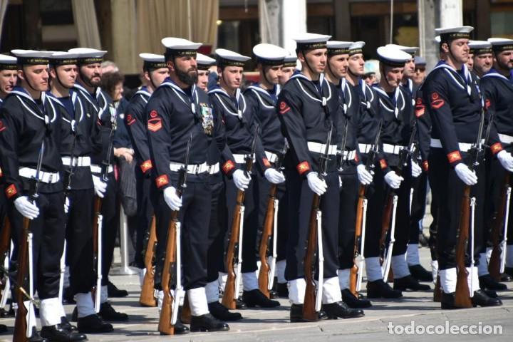 Militaria: UNIFORME DEL BATTAGLIONE SAN MARCO/INF, DE MARINA ITALIANA/UNIDAD DE ELITE(AÑOS 50) - Foto 6 - 262127840