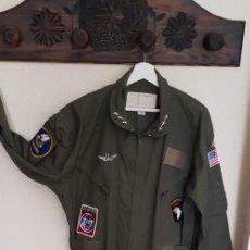 Militaria: MONO PILOTO DE COMBATE CAZA USA TENIENTE CORONEL. Lote 266878939