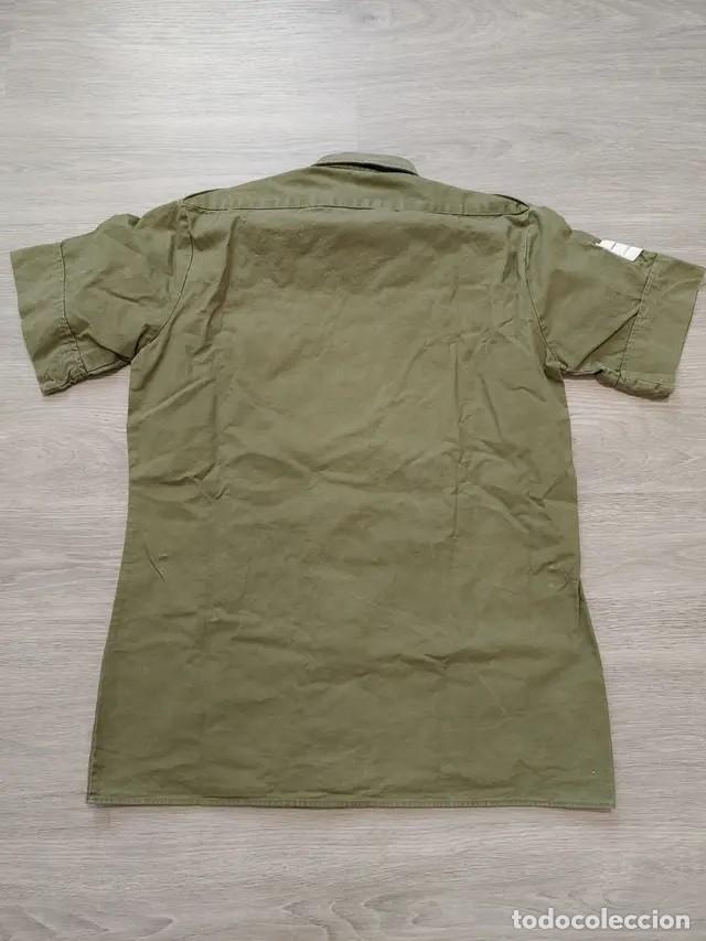 Militaria: Camisa Ejército Británico - Foto 2 - 267054569