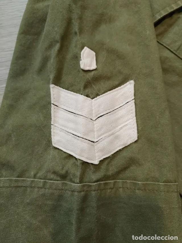 Militaria: Camisa Ejército Británico - Foto 3 - 267054569