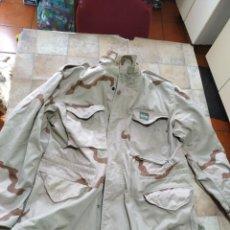 Militaria: CHAQUETÓN ALPHA ARIDO,TALLA L. Lote 268138054