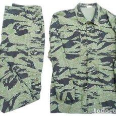 Militaria: GUERRA DE VIETNAM: UNIFORME EN CAMUFLAJE TIGER STRIPE. Lote 268188169