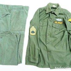 Militaria: GUERRA DE VIETNAM: ORIGINAL UNIFORME DEL 1º DE CAVALLERÍA. Lote 269178858
