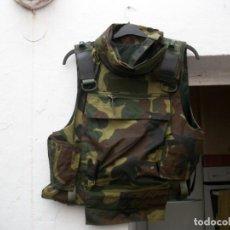 Militaria: CHLECO FUERZAS ESPECIALES DE ELITE EJERCITO ITALIANO MODELO ANTIGUO TALLA M. Lote 273001043